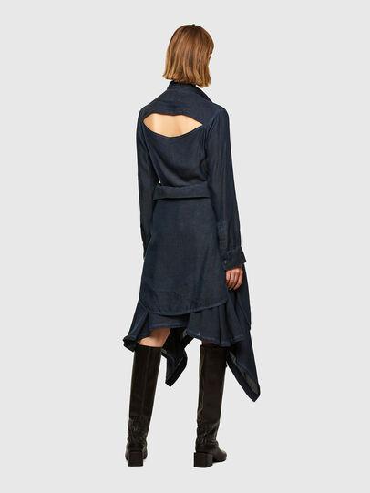 Diesel - DERHONDA, Dark Blue - Dresses - Image 2