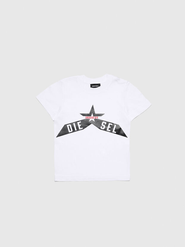 TDIEGOA7B-R, White - T-shirts and Tops