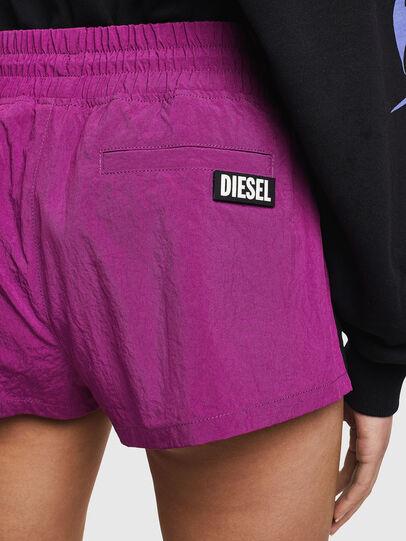 Diesel - S-FLYNN, Violet - Shorts - Image 5