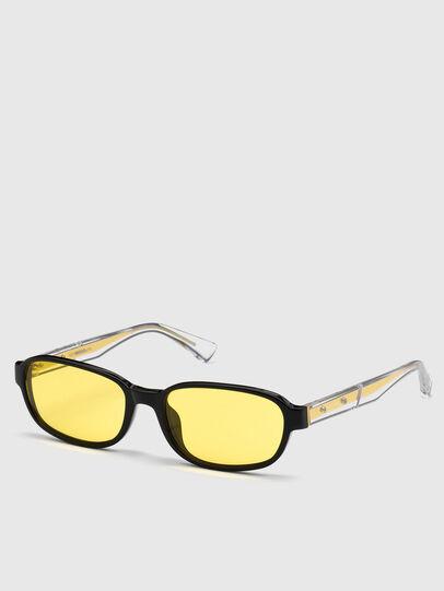 Diesel - DL0326, Yellow - Sunglasses - Image 2