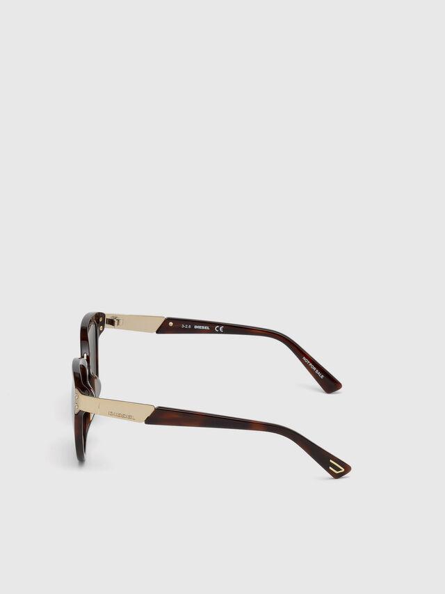 Diesel - DL0234, Brown - Sunglasses - Image 3