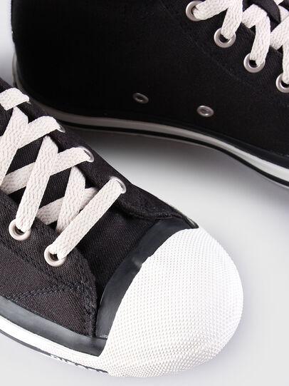Diesel - EXPOSURE W, Black - Sneakers - Image 4