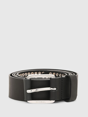 B-RIO, Black - Belts