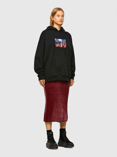 Diesel - M-ISLA, Brown - Skirts - Image 6