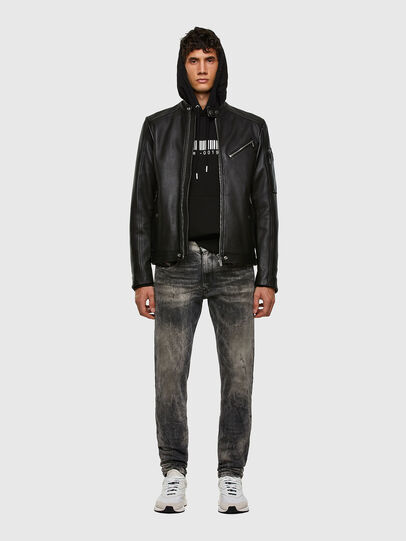 Diesel - D-Strukt 009EV, Black/Dark grey - Jeans - Image 7
