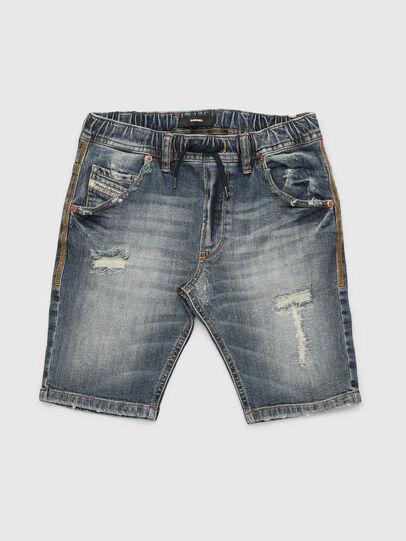 Diesel - KROOLEY-J SH JOGGJEANS,  - Shorts - Image 1