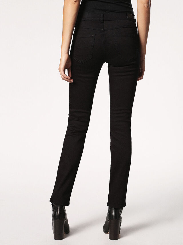 Diesel - Sandy 0800R, Black/Dark grey - Jeans - Image 3