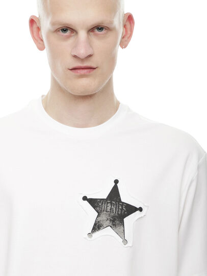 Diesel - TEORIAL-SHERIFF,  - T-Shirts - Image 4