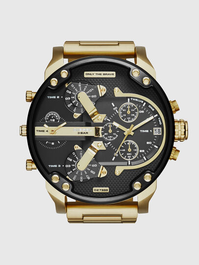 Diesel - DZ7333 MR. DADDY 2.0, Gold - Timeframes - Image 1