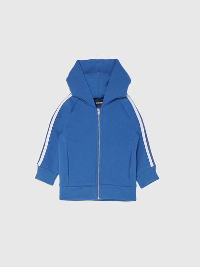 Diesel - SUITOB, Blue - Sweaters - Image 1