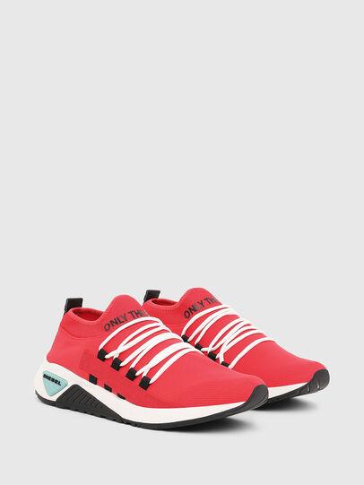 Diesel - S-KB SLG, Red - Sneakers - Image 2