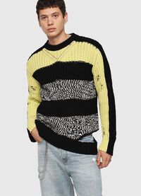 K-DANIEL, Black/Yellow