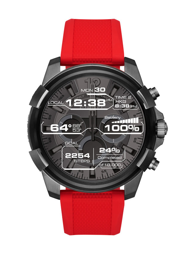 Diesel DT2006, Red - Smartwatches - Image 2
