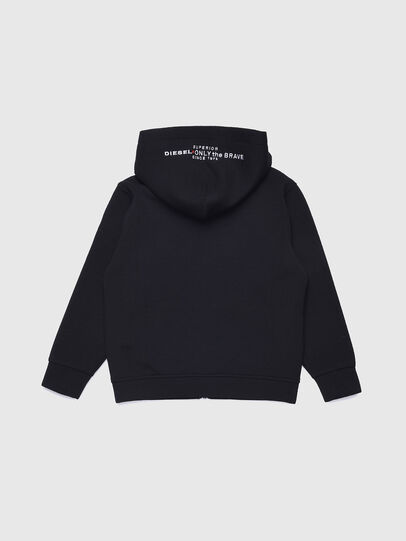 Diesel - SGORDONZIP OVER,  - Sweaters - Image 2