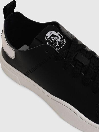 Diesel - S-CLEVER LS W, Black/Silver - Sneakers - Image 4