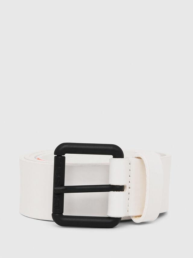 Diesel - B-LINE FLUO, White - Belts - Image 1