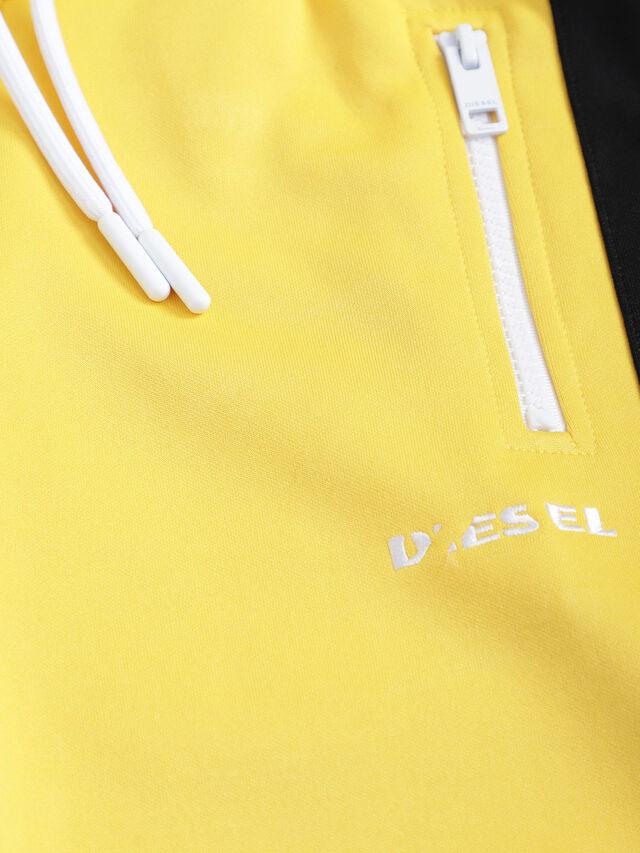 Diesel - PSKASH, Yellow - Shorts - Image 3