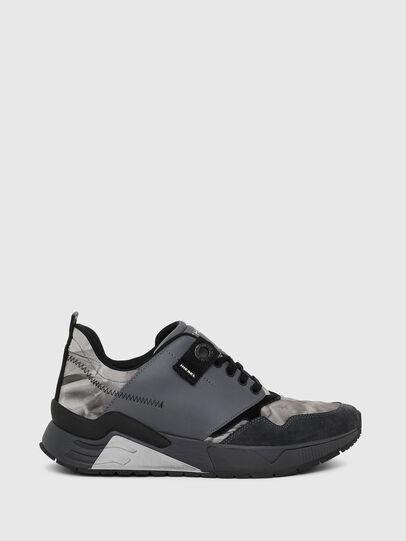 Diesel - S-BRENTHA LC, Black - Sneakers - Image 1