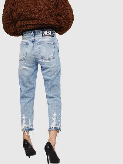 Diesel - Aryel 0078L, Light Blue - Jeans - Image 2