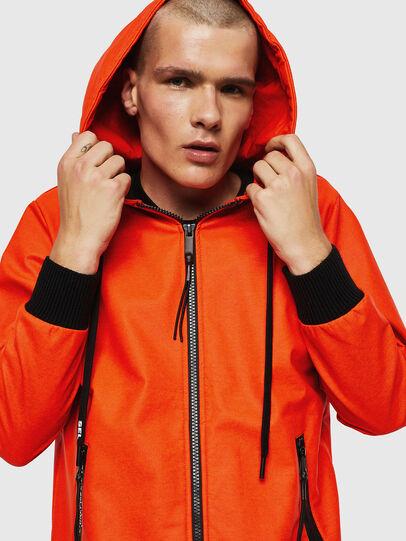 Diesel - S-FILM, Orange - Sweaters - Image 4