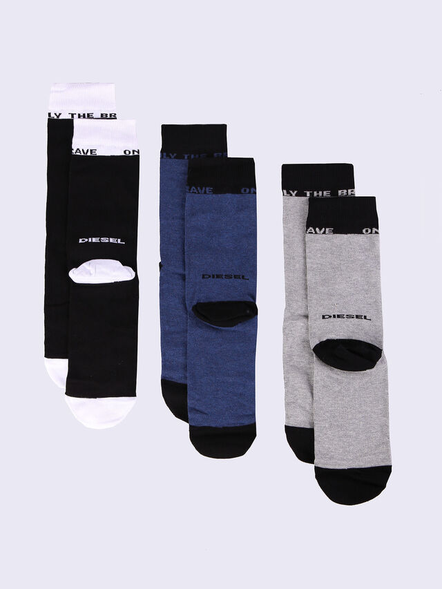 SKM-RAY-THREEPACK, Black-blue