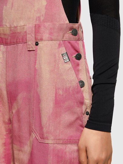 Diesel - P-BIBI, Pink - Jumpsuits - Image 4