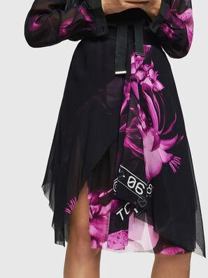 O-CERYS, Black/Pink - Skirts