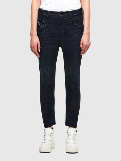 Diesel - FAYZA JoggJeans® 069RW, Dark Blue - Jeans - Image 1