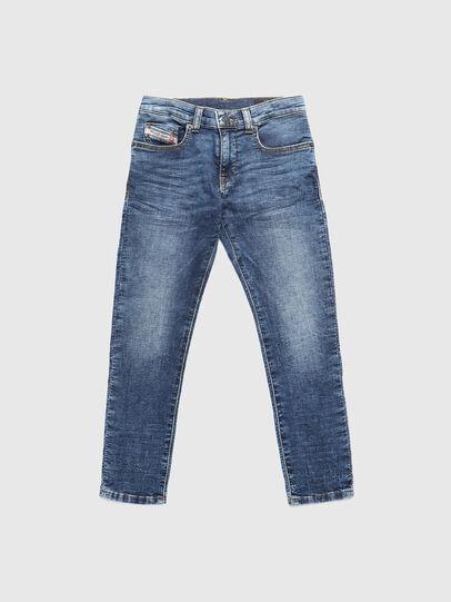 Diesel - D-STRUKT-J JOGGJEANS, Medium blue - Jeans - Image 1