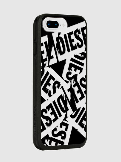 Diesel - MULTI TAPE BLACK/WHITE IPHONE 8 PLUS/7 PLUS/6S PLUS/6 PLUS CASE,  - Cases - Image 6