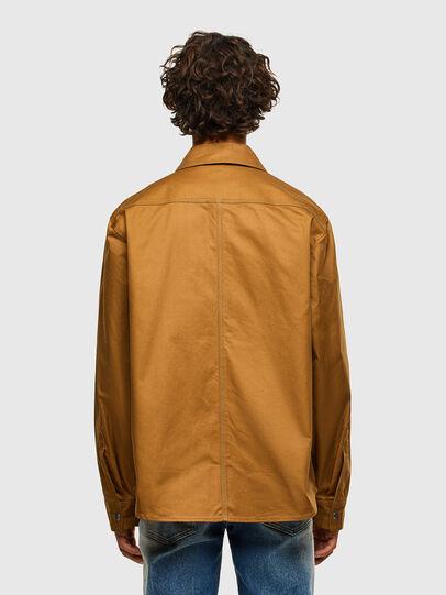 Diesel - S-RAFF, Light Brown - Shirts - Image 2