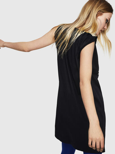 Diesel - D-DASHA, Black - Dresses - Image 2