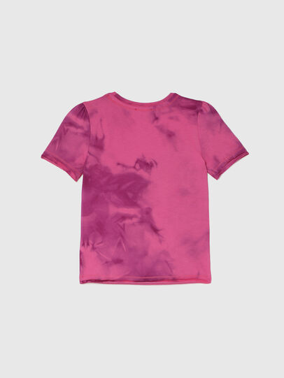 Diesel - TINTDB-R, Pink - T-shirts and Tops - Image 2