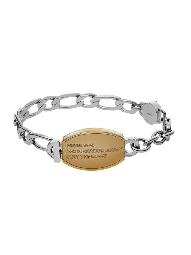BRACELET DX1054, Silver