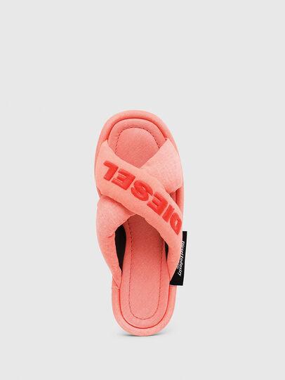 Diesel - SA-MERY X, Pink - Slippers - Image 5
