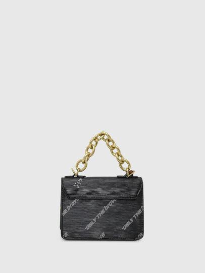 Diesel - ORMELLE MC, Black/Green - Crossbody Bags - Image 2