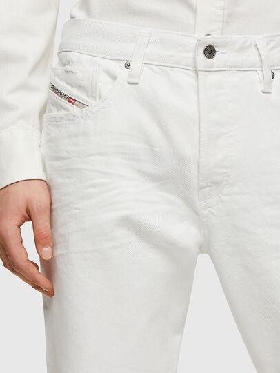 Diesel - D-Fining 0HBAJ, White - Jeans - Image 3