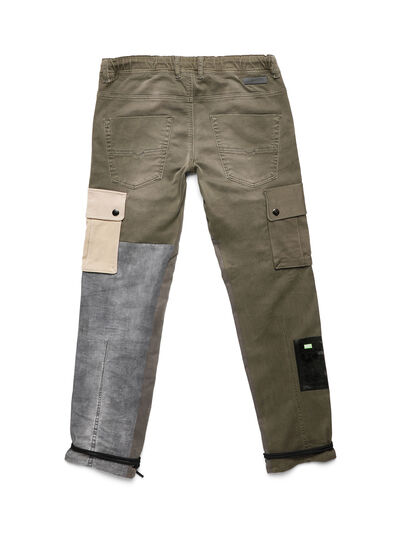 Diesel - D-ARGO-JOGG, Military Green - Pants - Image 2