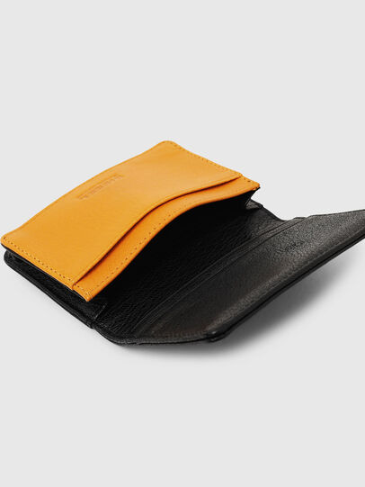 Diesel - DUKEZ, Black/Orange - Small Wallets - Image 6