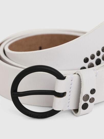 Diesel - B-WANNA, White - Belts - Image 2