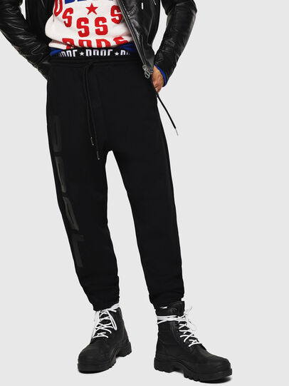 Diesel - P-ALFREDS, Black - Pants - Image 1