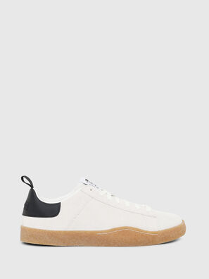 S-CLEVER PAR LOW, White/Black - Sneakers