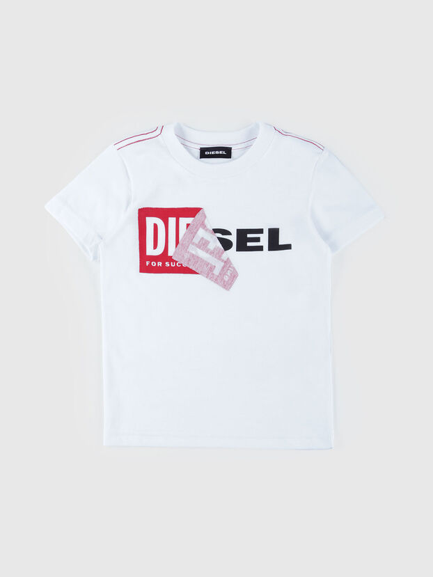 TOQUEB MC-R, White - T-shirts and Tops