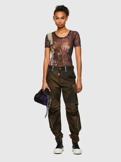 Diesel - P-JANE, Military Green - Pants - Image 5