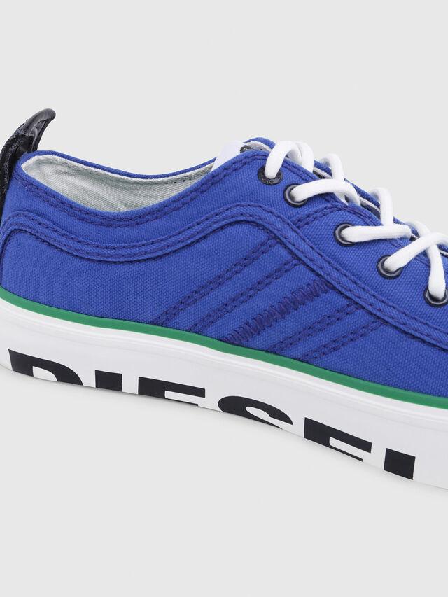 Diesel - S-ASTICO LC LOGO W, Brilliant Blue - Sneakers - Image 5