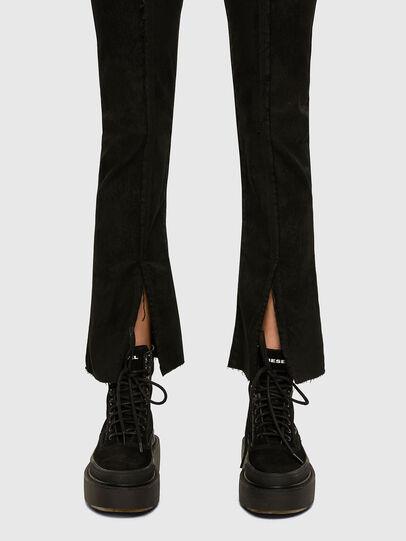 Diesel - Slandy 069NG, Black/Dark grey - Jeans - Image 4