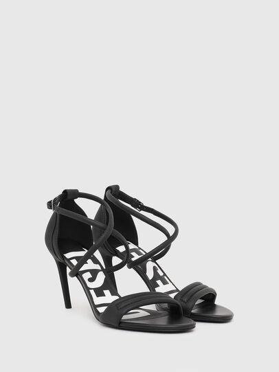 Diesel - SA-SLANTY MXR, Black - Sandals - Image 2