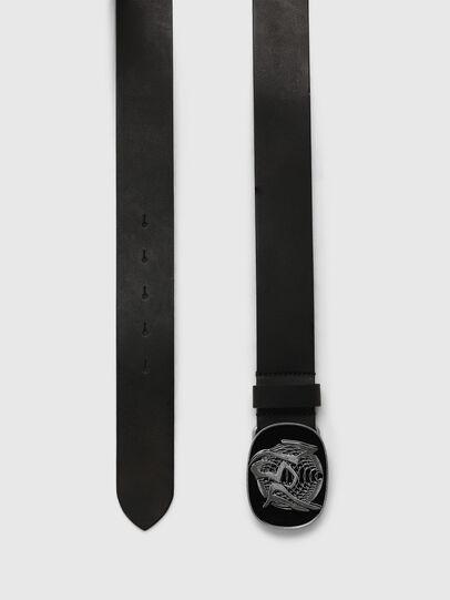 Diesel - B-VASCKY, Dark Brown - Belts - Image 3