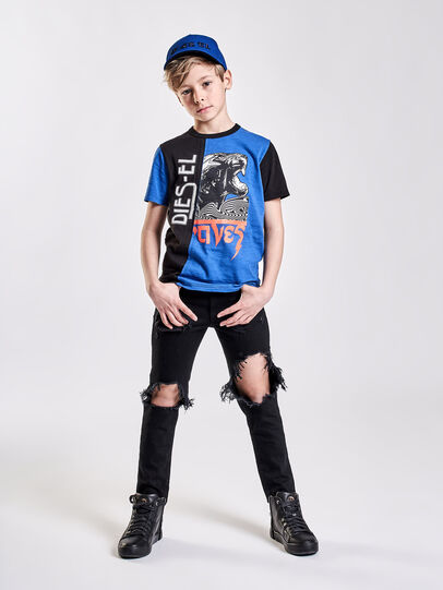 Diesel - TJUSTCUT,  - T-shirts and Tops - Image 3