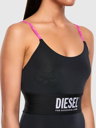 Diesel - UFBY-HOLLIX, Black/Pink - Bodysuits - Image 3